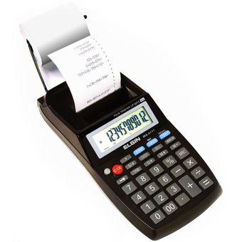 Calculadora-Eletronica-e-Impressora-Elgin-MA-5111