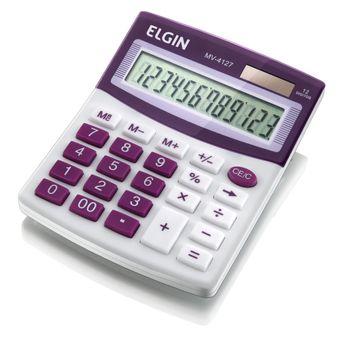 Calculadora-MV-4127-Roxa---ELGIN