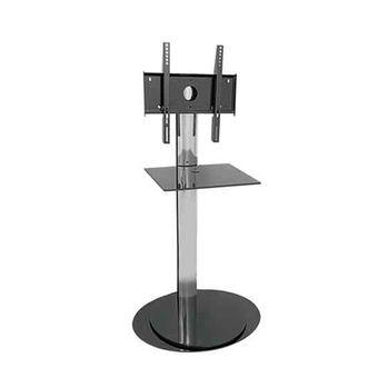 Rack-Audience-C120-TI-Glass-Preto---Aironflex