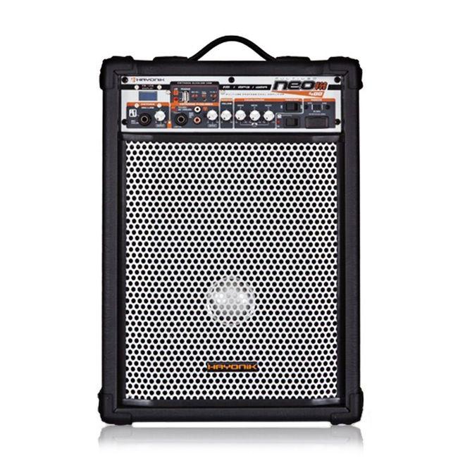 Caixa Acústica Hayonik Multiuso Amplificada 60 W Rms Neo U 400