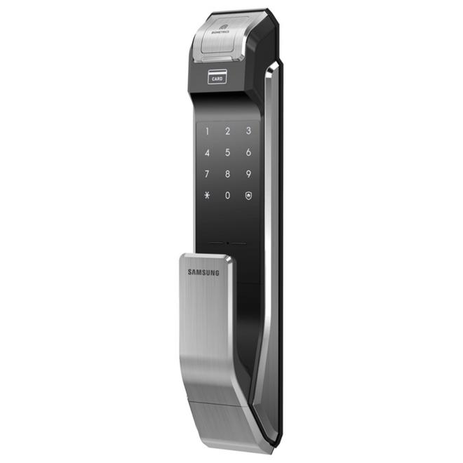Fechadura Samsung Biométrica Push/pull - Shs-p718