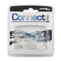 Kit-Connect-Pro-Plug-RJ11-0390031-20-pecas---CONNECT-PRO