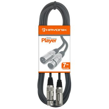 Cabo-para-Microfone-Linha-Player-XLR-Femea-x-XLR-Macho-7-Metros-HAYONIK_2