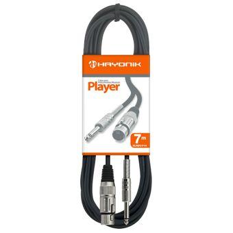 Cabo-para-Microfone-Linha-Player-XLR-Femea-x-P10-Macho-7-Metros-HAYONIK_1