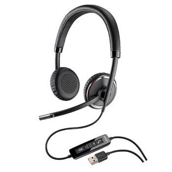 Headset-C520M-Blackwire---PLANTRONICS