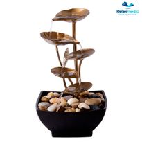 Fonte-de-Agua-Leaves-RM-FD1303-Bronze---RelaxMedic