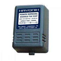Fonte-TSE-950P-Secretaria-Eletronica-9VDC-500mA-HAYONIK
