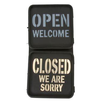 Quadro-Decorativo-Com-Iluminacao-Open-Welcome