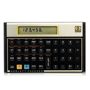 Calculadora-Financeira-HP-12C-Gold