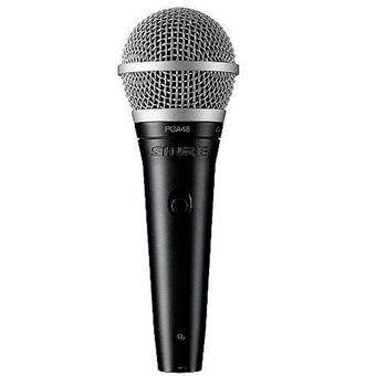 Microfone-Dinamico--PGA48-LC-027647-Shure