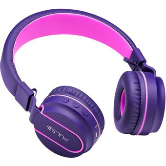 Headphone-Sem-Fio-Bluetooth-Rosa-e-Roxo-Fun-PH217-Multilaser-Pulse-4
