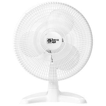Ventilador-de-Mesa-30cm-130W-Oscilante-Turbo-Branco-110v---Loren-Sid