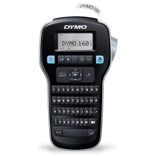 Rotulador-LM-160-Preto-cinza---DYMO-
