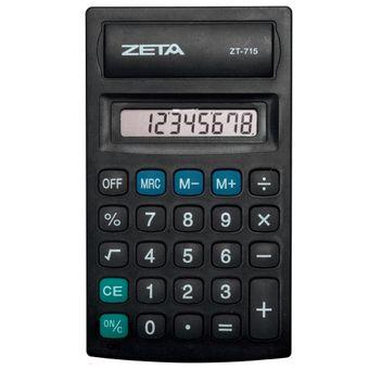 Calculadora-de-Bolso-8-Digitos-AA-ZT715---Zeta