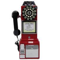 Telefone Retrô Watson 32.387 Classic Vermelho