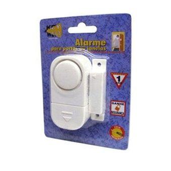 Alarme Magnético para Portas ou Janelas DNI 6002