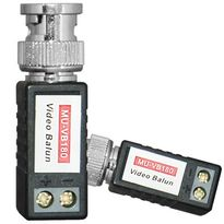 Vídeo Balun para transmissão de vídeo balanceado Multitoc MU-VB180