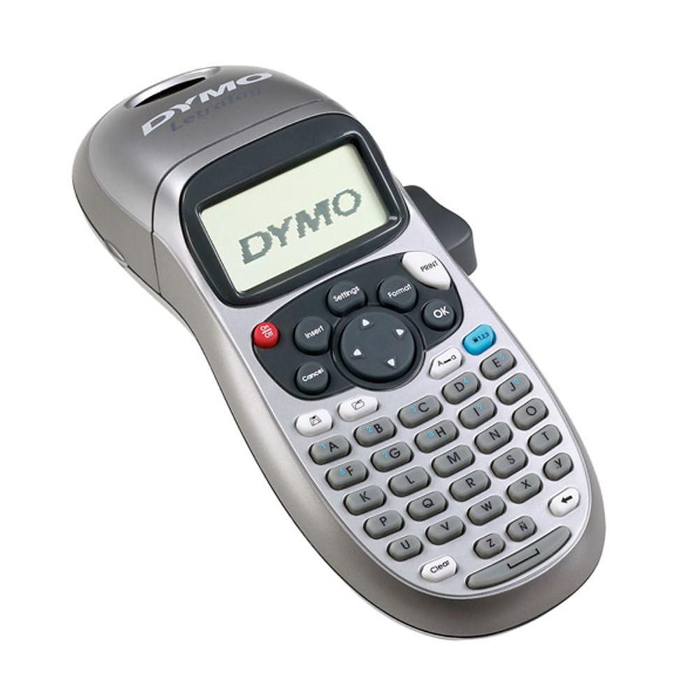 Rotulador Etiquetador Eletrônico LetraTag Plus LT100H - DYMO