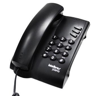 Telefone-Pleno-Preto-c--Chave-4080057---Intelbras