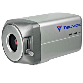 Camera-Profissional-Day-Night-CCD-Sony-1-3-480-TVL-Color-TEC-DNS480---TecVoz
