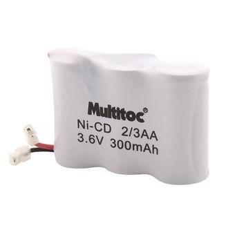Bateria-Recarregavel-para-Telefone-sem-Fio-P25-36-V-Ni-CD-2-3AA-300-mAh-IMBA0010---Multitoc