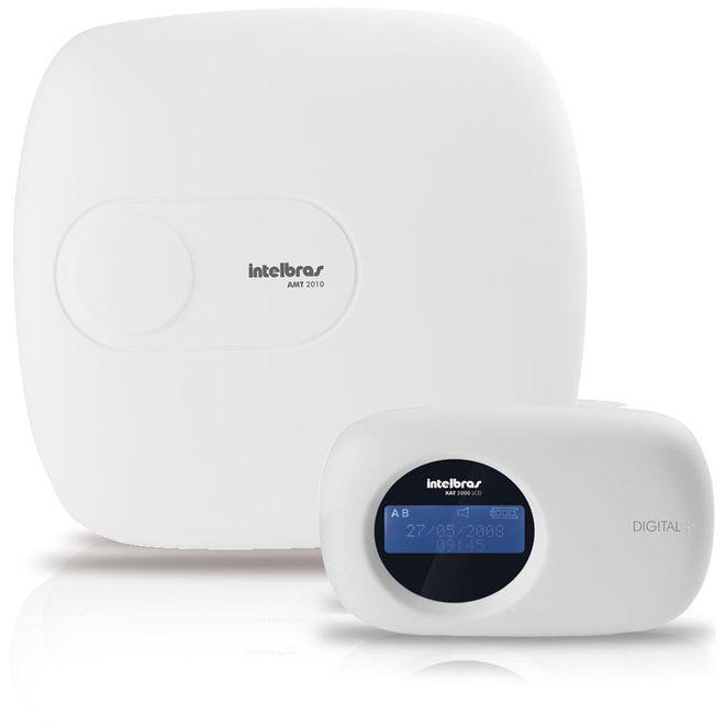 Central de Alarme Inteligente para até 10 zonas AMT 2010 - Intelbras
