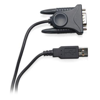 Cabo Conversor de USB Macho para Serial Macho 9037 - Comtac
