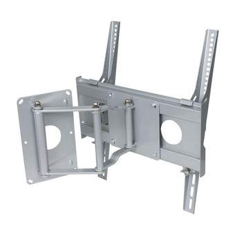 Suporte-de-TV-Monitor-de-LCD-Plasma-de-37-a-52-Articulado-Prata-Wall-M-A-400-V44---Aironflex