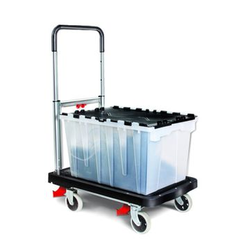 Carrinho-Plataforma-para-Carga-Dobravel-Plataforma-Antiderrapante-Flatform-Truck--FF---Magna-Cart