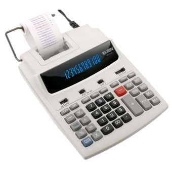 Calculadora-Eletronica-de-Mesa-com-Bobina-Visor-e-12-Digitos-MR-6124---Elgin