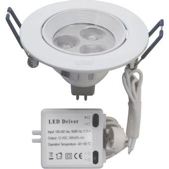 Lampada-Super-LED-Kit-Spot-MR-16-Amarela-3-W-04050061---FLC