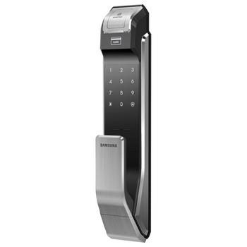 Fechadura Digital Biométrica PUSH/FULL SHS P718 - Samsung