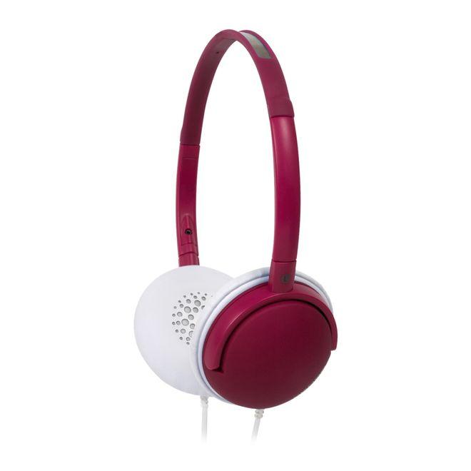 Compre Armário Classic Líder Design Vermelho: Fone De Ouvido Portátil RUK 40R Vermelho