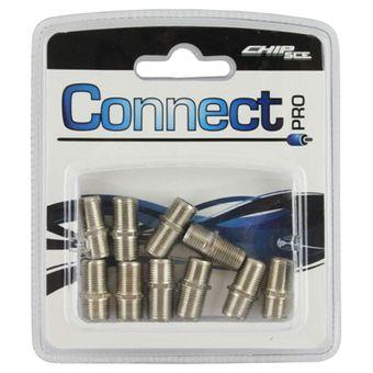 Kit-Connect-Pro-Emenda-F-Simples-0390004-10-pecas---CONNECT-PRO