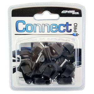 Fixa-Fio-Connect-16MM-Preto-0390073-20-pecas---CONNECT-PRO