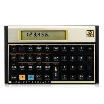 Calculadora-Financeira-HP-12C-Gold