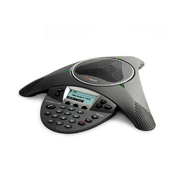 Aparelho-de-Audioconferencia-SoundStation-IP-6000-Com-Fonte---Polycom