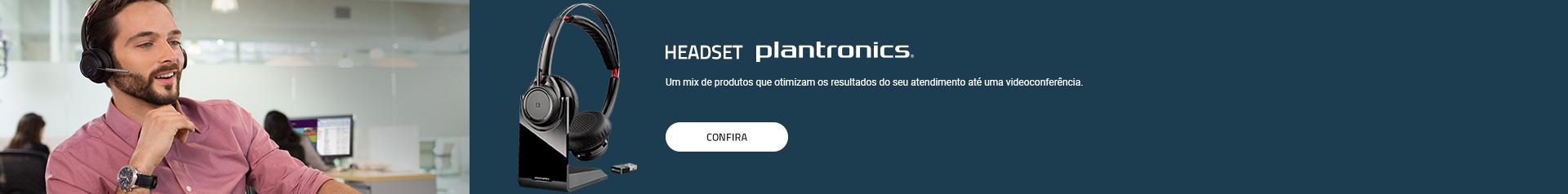 Headset | Banner Principal