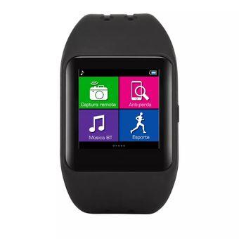 4203959206e Relógio Smartwatch SW1 Bluetooth P9024 Multilaser
