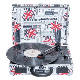 888c220f4bb Toca-Discos Vinil Retrô London 46.998 Classic