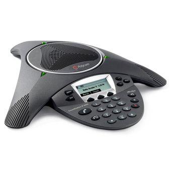 APARELHO-DE-AUDIOCONFERENCIA-SOUNDSTATION-IP-6000-SEM-FONTE---POLYCOM