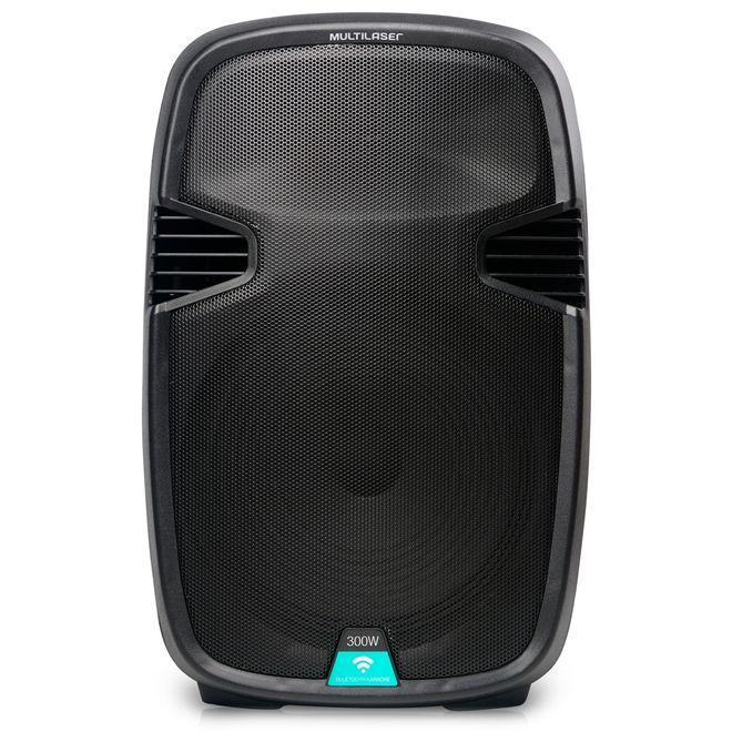 Caixa-de-Som-Amplificadora-300w-RMS-Preta-SP220-Multilaser