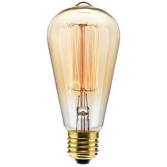 Lâmpada Filamento Carbono 40w 127V 2000K Elgin
