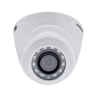 Câmera Dome Infravermelho HDCVI VHD 1010D Intelbras