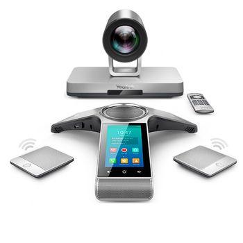 Videoconferencia-Com-Microfones-Sem-Fio-VC800-YLK.31.1206-Yealink
