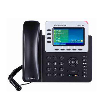 TELEFONE-IP-HD-VISOR-LCD-GIGABIT-POE-BLUETOOTH-GXP2140-GRANDSTREAM