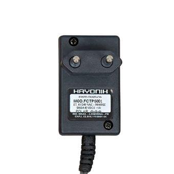 FONTE-FCTP-6001-6VDC-1A-C--CHAVEADA-PRETA-27137-–-HAYONIK