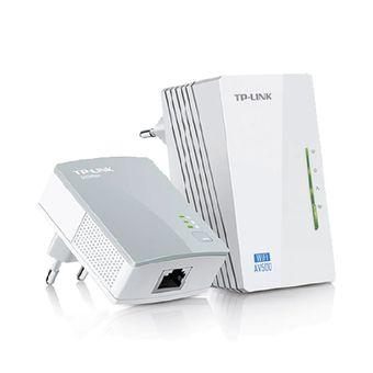 EXTENSOR-DE-ALCANCE-POWERLINE-300MBPS-TL-WPA4220KIT---TP-LINK