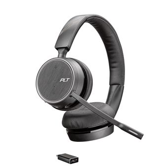 Headset-Bluetooth-Voyager-B4220-UC-USB-A-Plantronics-1