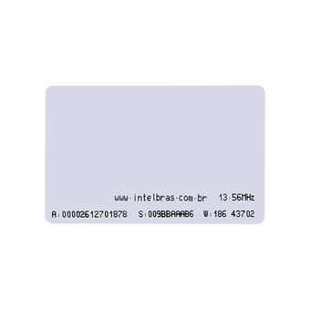Cartao-de-Proximidade-RFID-TH-2000-MF-Intelbras